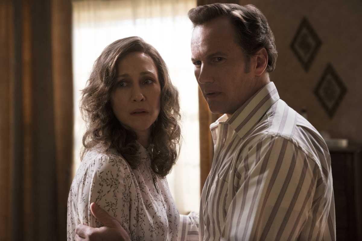 Trailer for The Conjuring: The Devil Made Me Do It