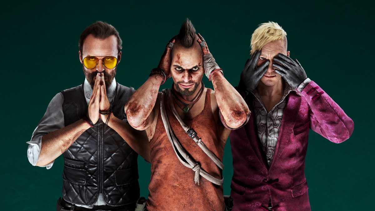 Far Cry 6 Season Pass Adds Legendary Villains