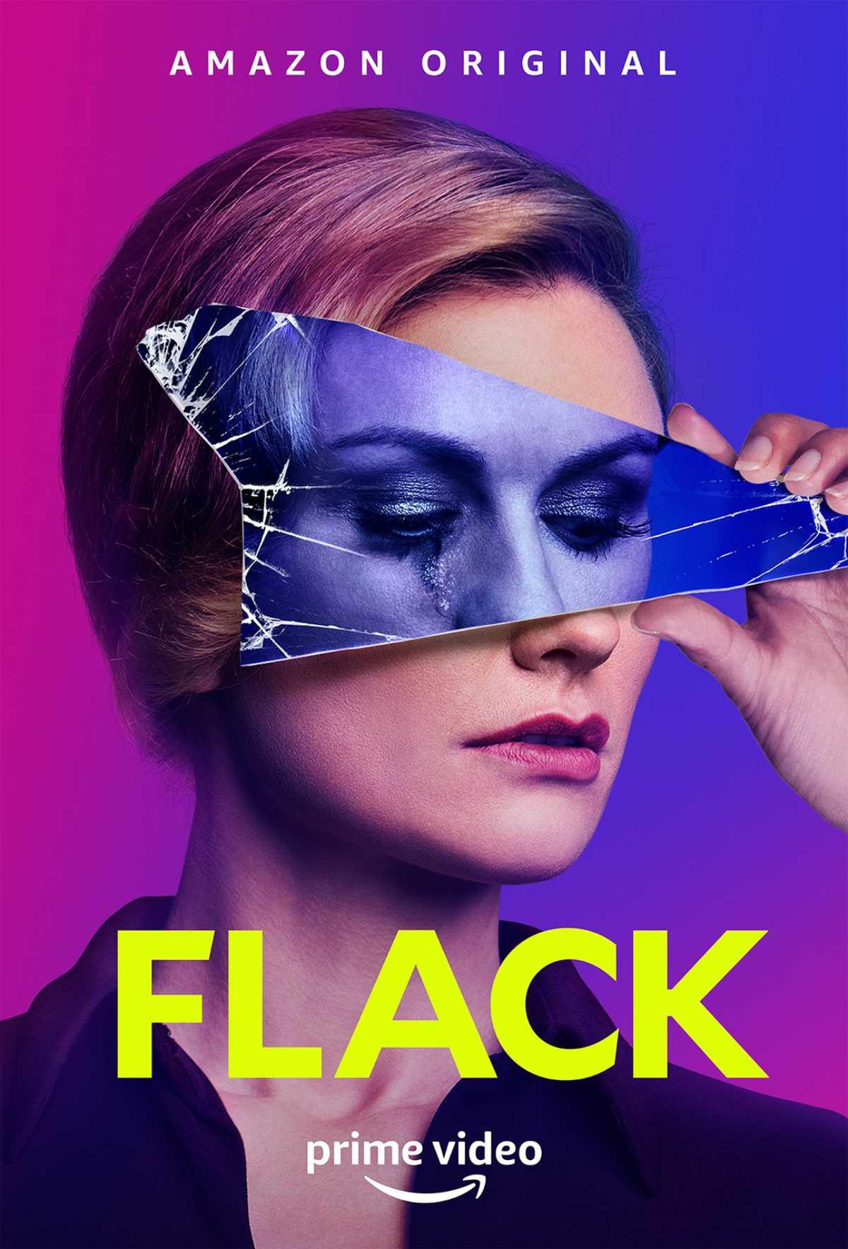 Flack Season 2 Poster