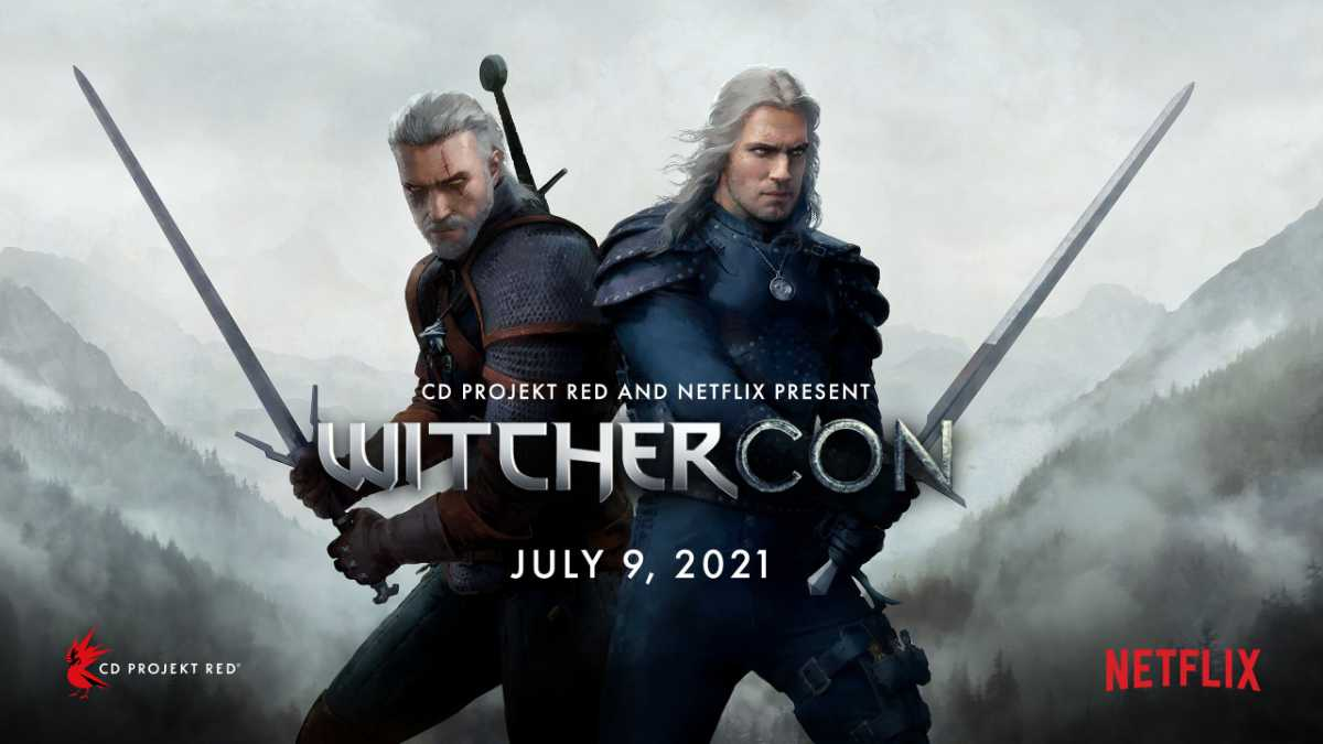 WitcherCon Featuring The Witcher games and series