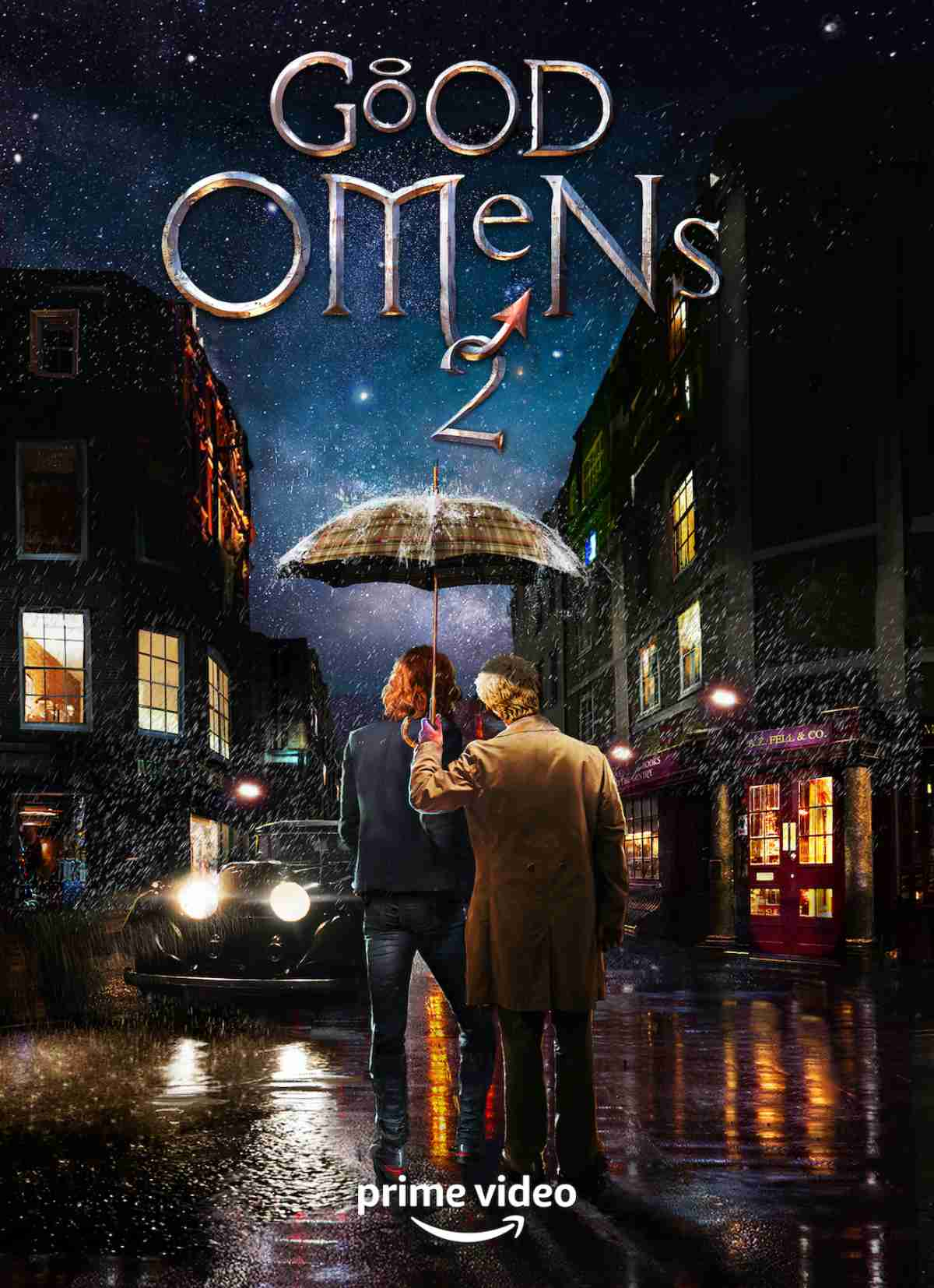 Good Omens Season 2 Poster