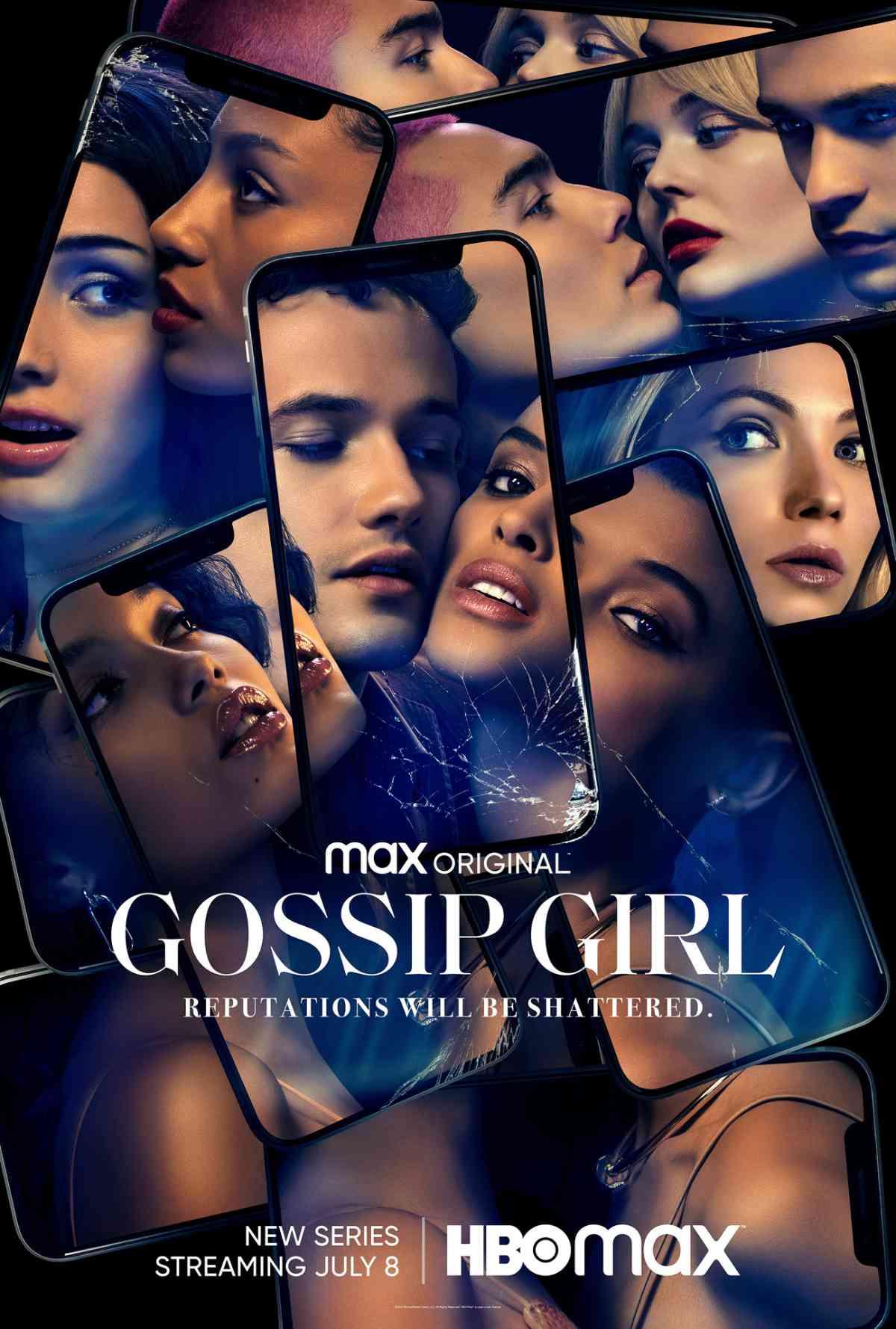 Gossip Girl Series Poster