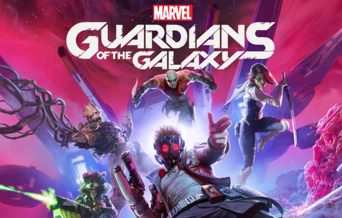 Guardians of the Galaxy Game Launching October 2021
