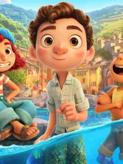 Jacob Tremblay, Jack Dylan Grazer and More Talk About Pixar's Luca