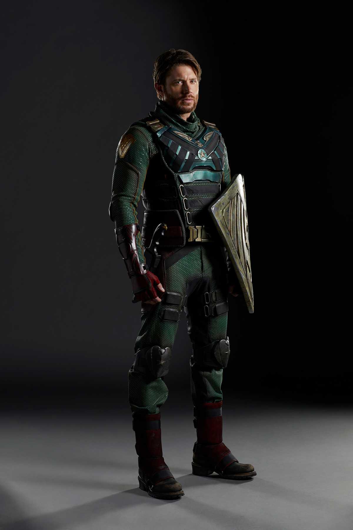 Jensen Ackles is Soldier Boy