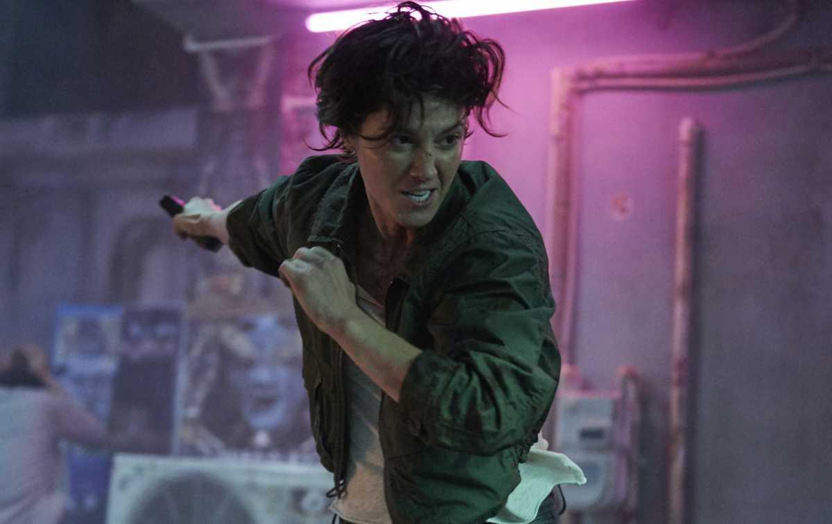 Kate Date, Plus Blood Red Sky & Last Mercenary Trailer