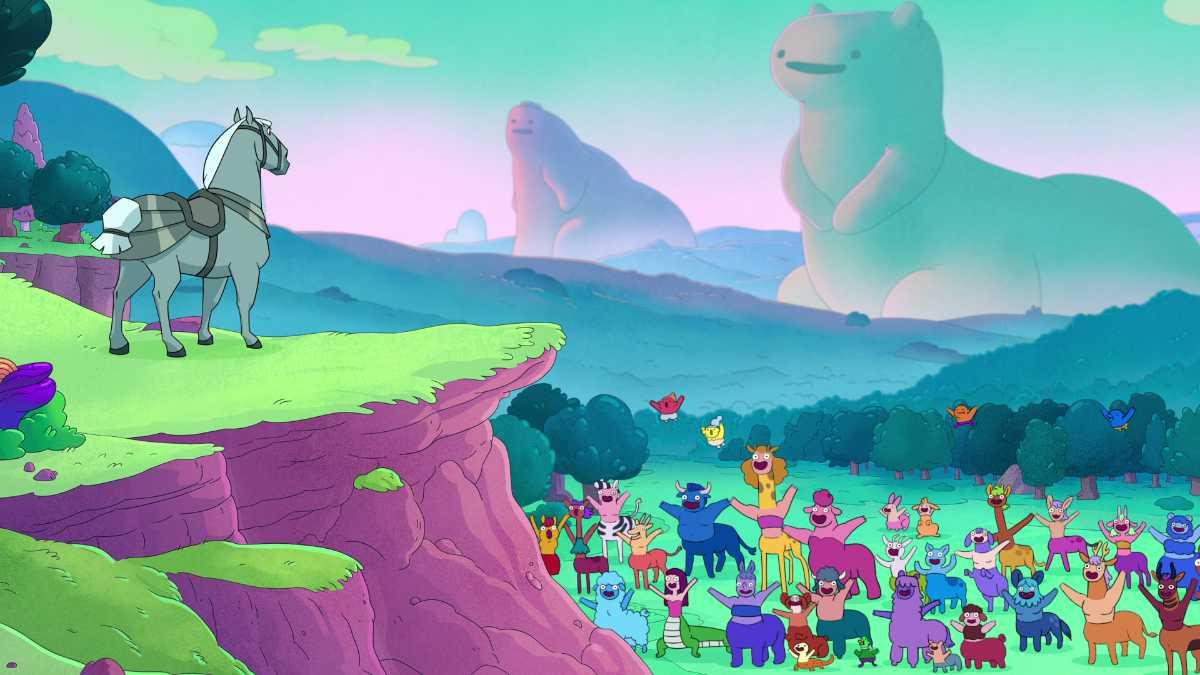 Netflix Kids & Family - Centaurworld