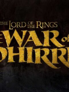 The Lord of the Rings: The War of Rohirrim Anime Film Announced