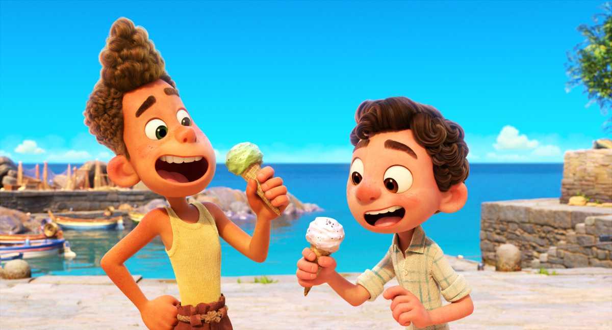 Luca Review: Pixar's New Disney+ Film