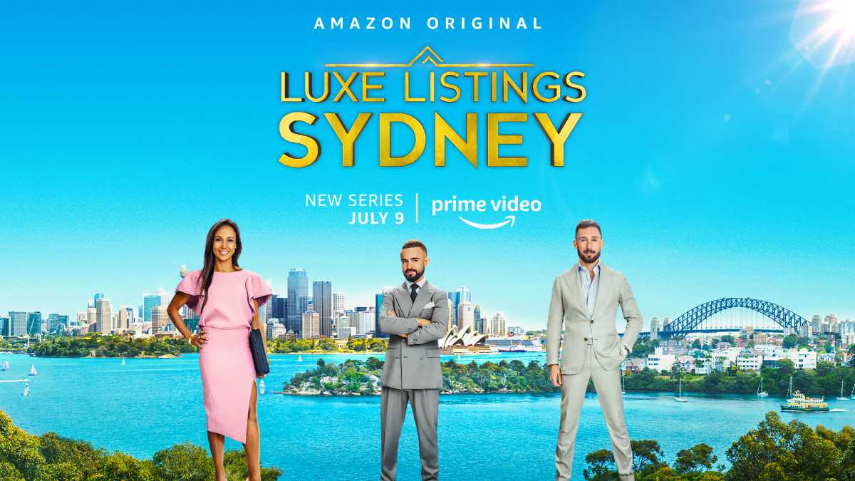 Luxe Listings Sydney Coming to Prime Video in July