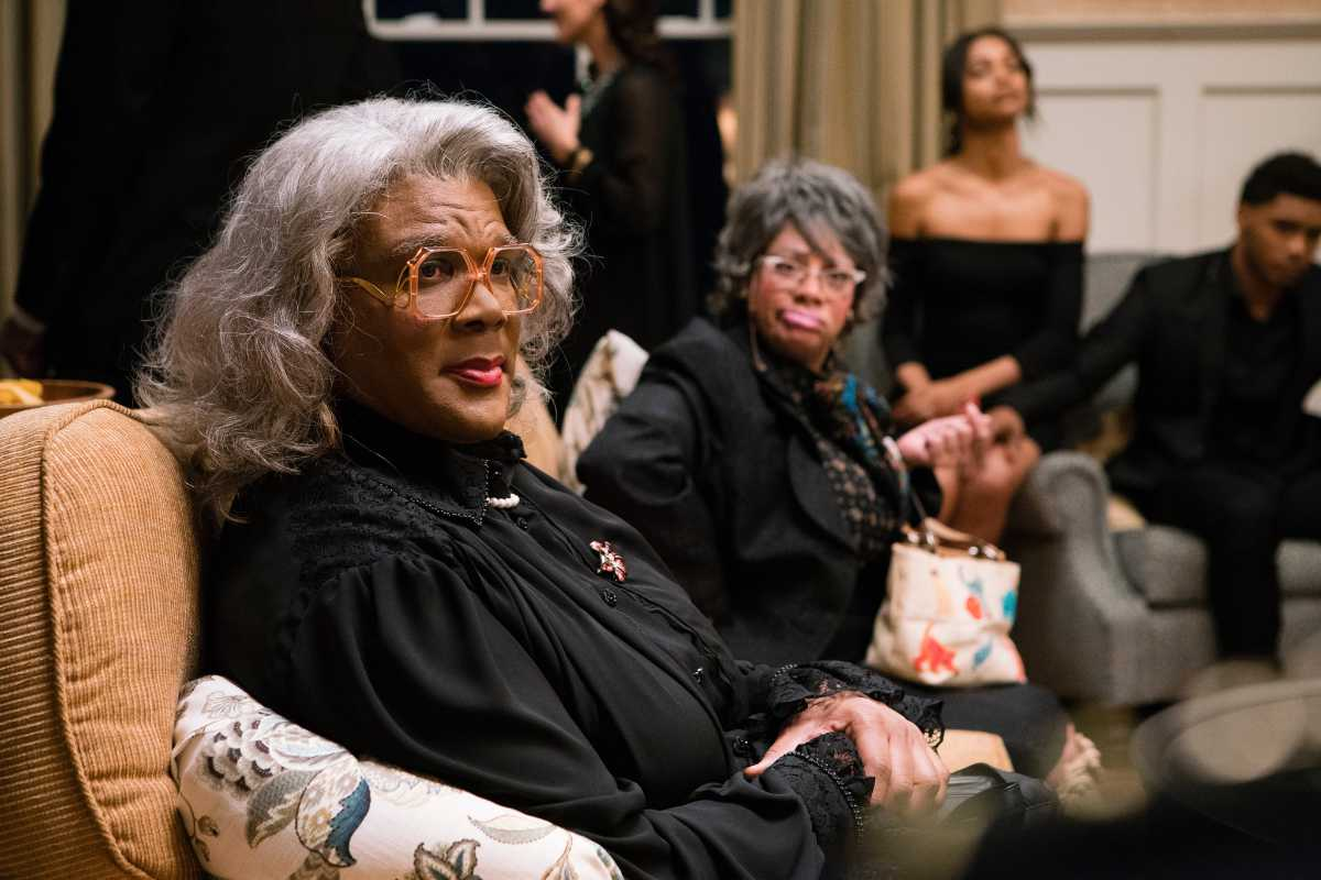 Tyler Perry Will Return as Madea in A Madea Homecoming