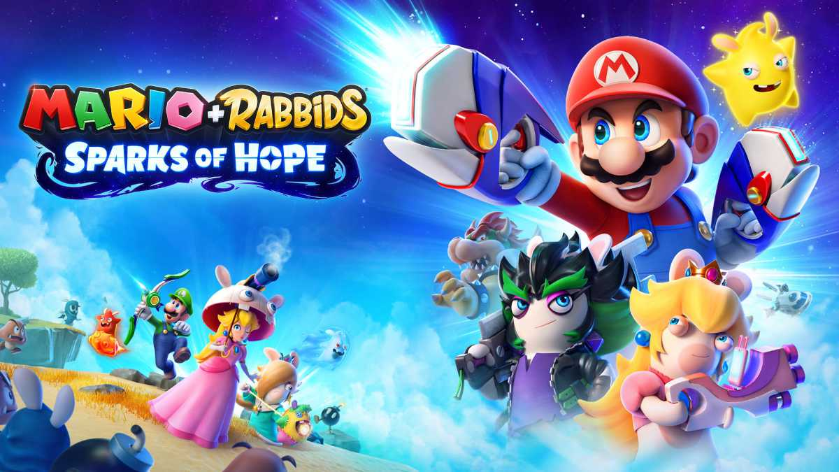 Mario + Rabbids Sparks of Hope Announced!