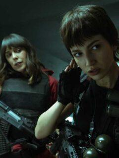 Netflix Releases Money Heist Season 5 Photos