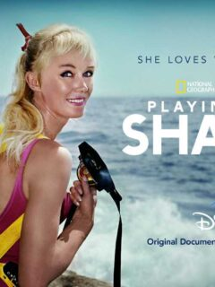 Playing with Sharks Trailer and Poster Released by Disney+