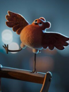 Robin Robin: Watch the New Stop-Motion Teaser from Netflix