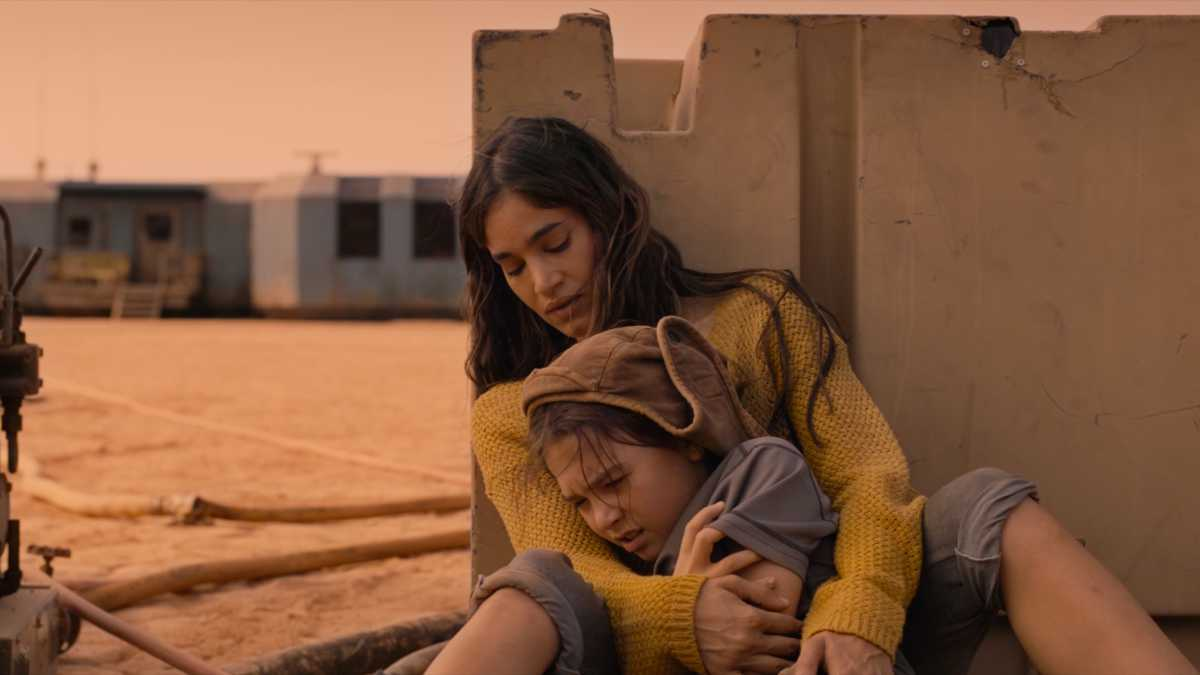 Settlers: Watch the New Trailer with Sofia Boutella and Jonny Lee Miller