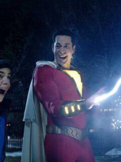 New Shazam Costume Teased for Fury of the Gods