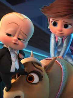 The New Trailer for The Boss Baby: Family Business