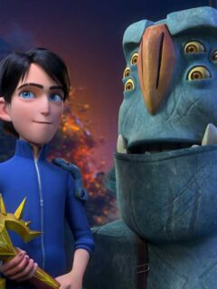Trollhunters: Rise of the Titans Trailer and Key Art Debut