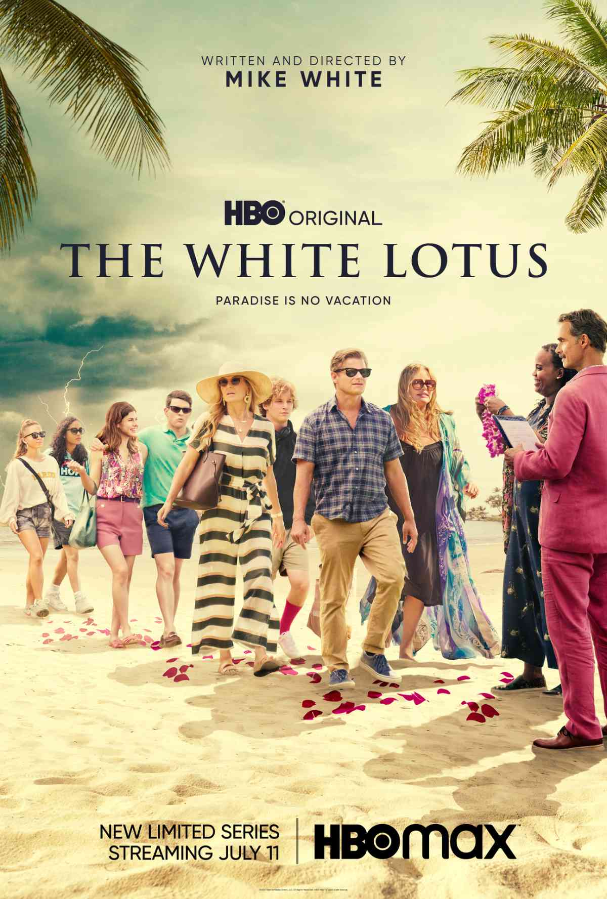 The White Lotus Trailer and Poster