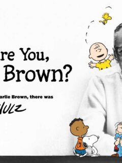 Apple TV+ Announces Who Are You, Charlie Brown?
