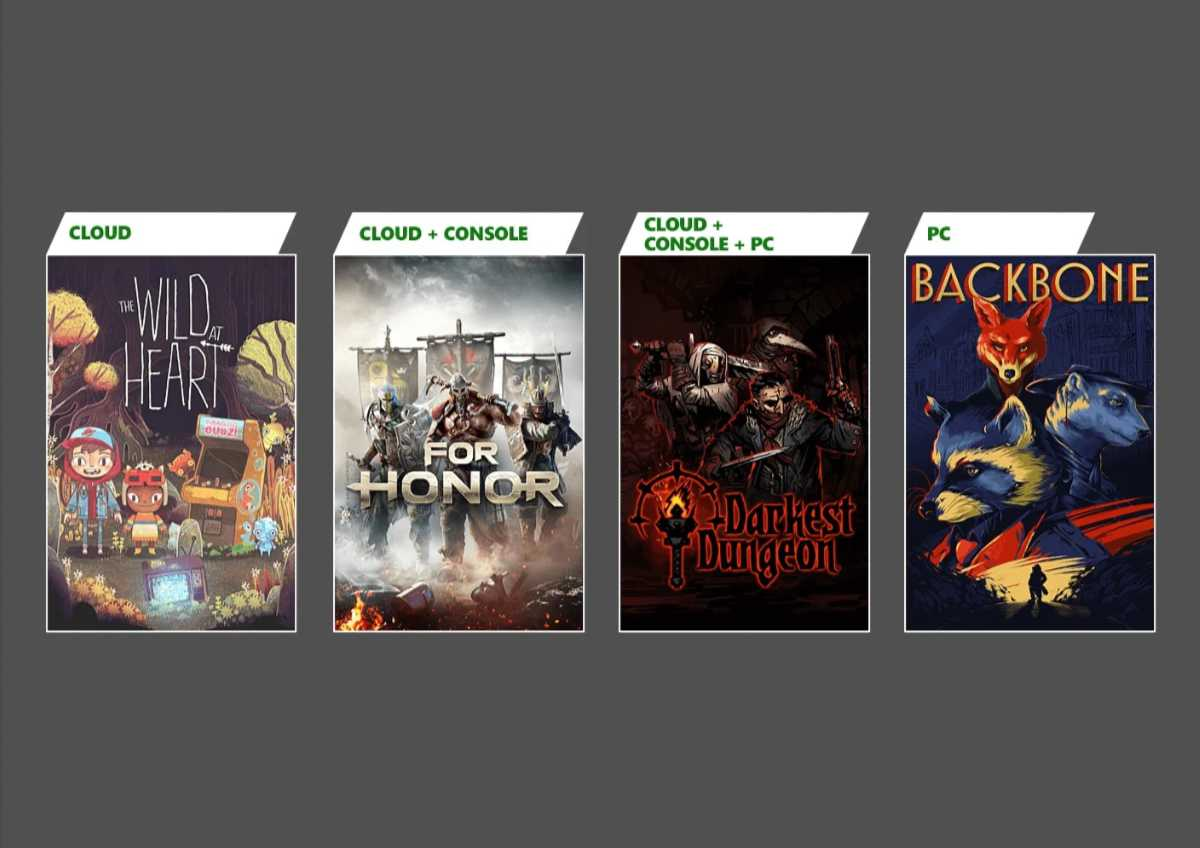 Xbox Game Pass June 2021 New Games