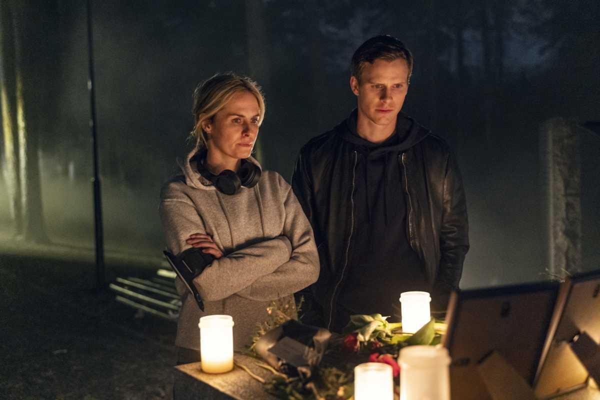 Young Wallander Season 2 Photos and New Cast