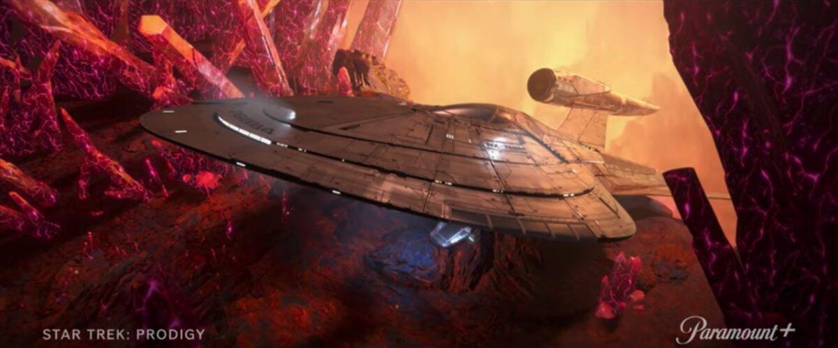 Star Trek: Prodigy - Watch the Comic-Con@Home Trailer