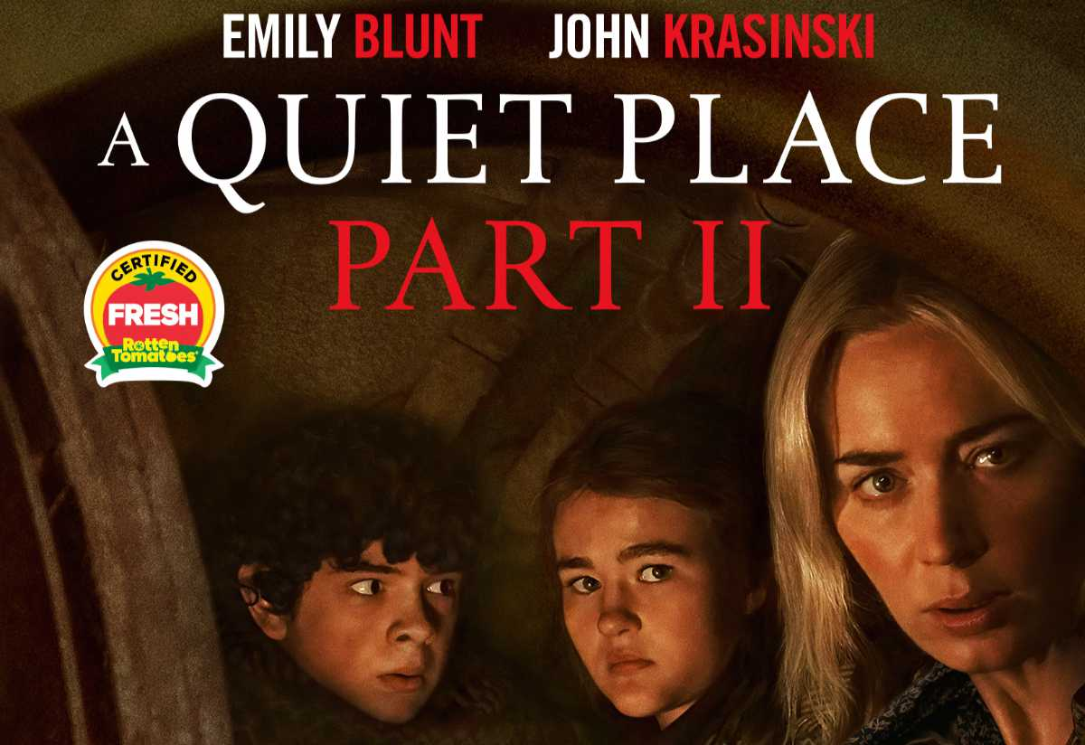 A Quiet Place Part II 4K, Blu-ray and Digital Release Dates