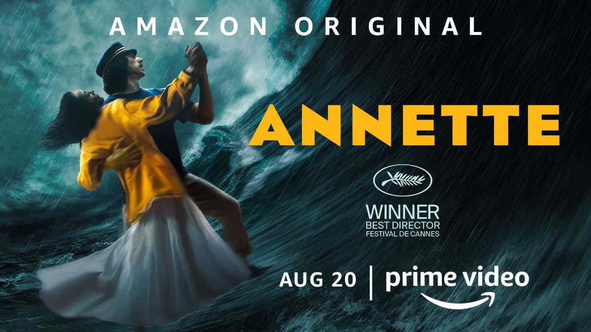 Amazon Prime Video August 2021 Movie and TV Titles