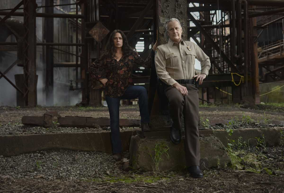 American Rust Trailer with Jeff Daniels and Maura Tierney