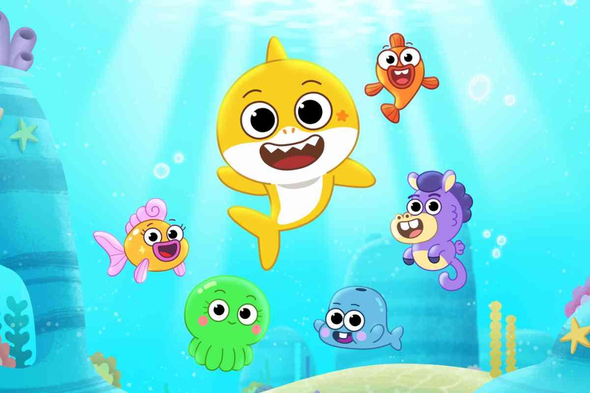 Baby Shark Movie in Development at Nickelodeon