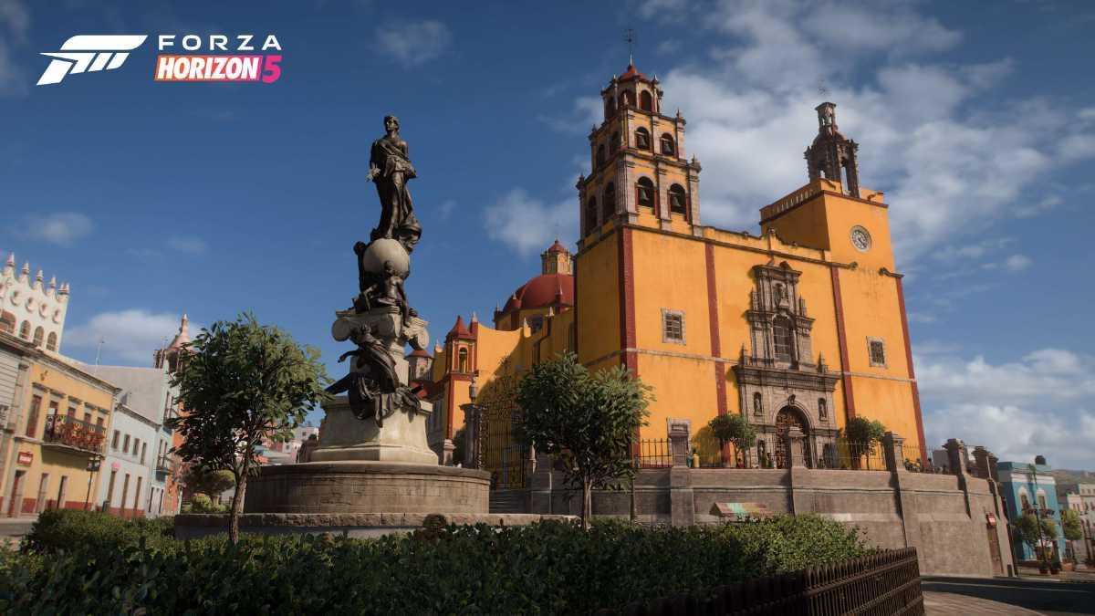 Urban City of Guanajuato