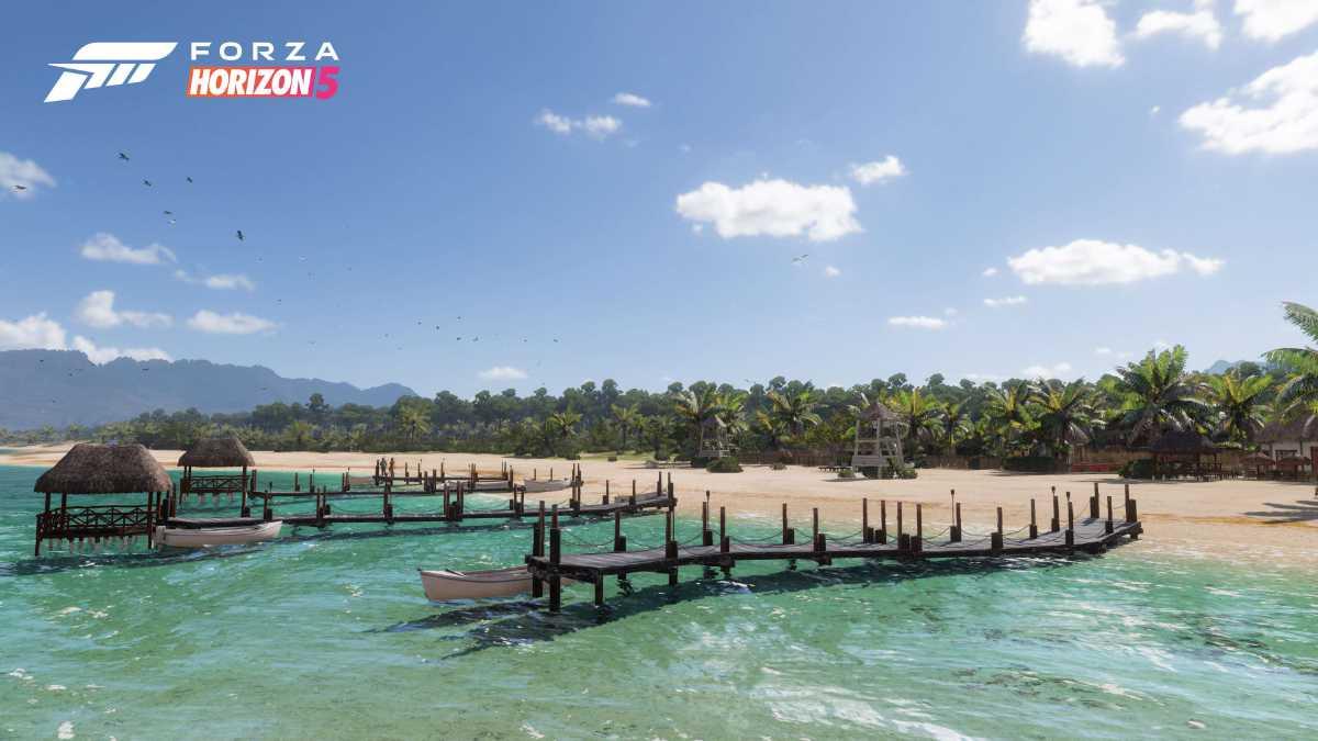 Forza Horizon 5 - Tropical Coast