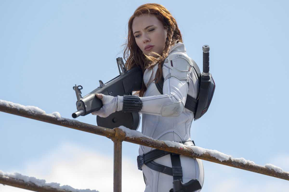 Watch the New Black Widow Featurette and a Brand New Clip