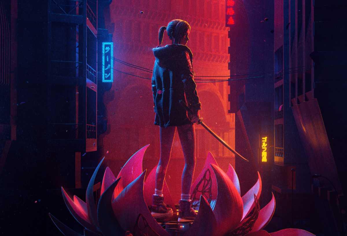 Blade Runner: Black Lotus Trailer and Poster Debut