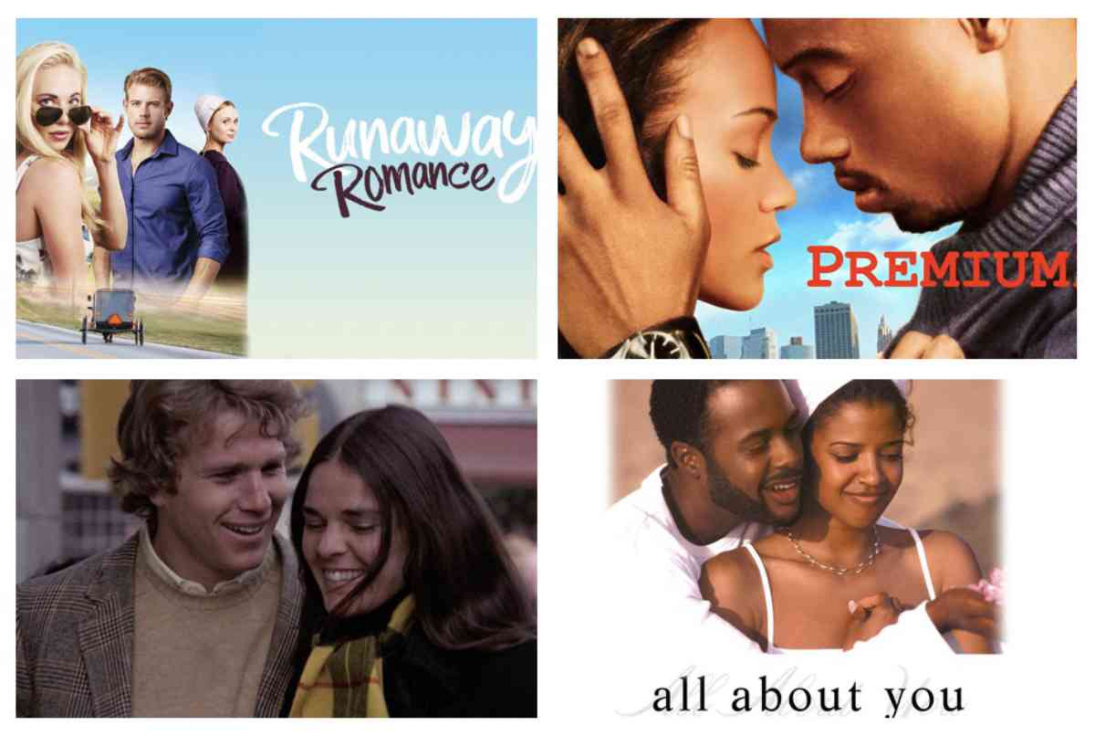 Crackle July 2021 - Summer of Romance