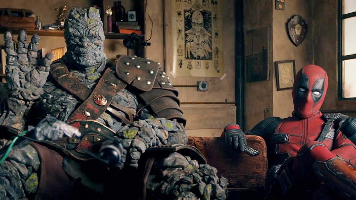 Deadpool and Korg React to the Free Guy Trailer!