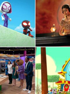 Disney Channels August 2021 Programming Announced
