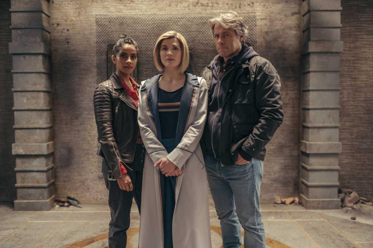 Doctor Who Season 13 Teaser From Comic-Con!