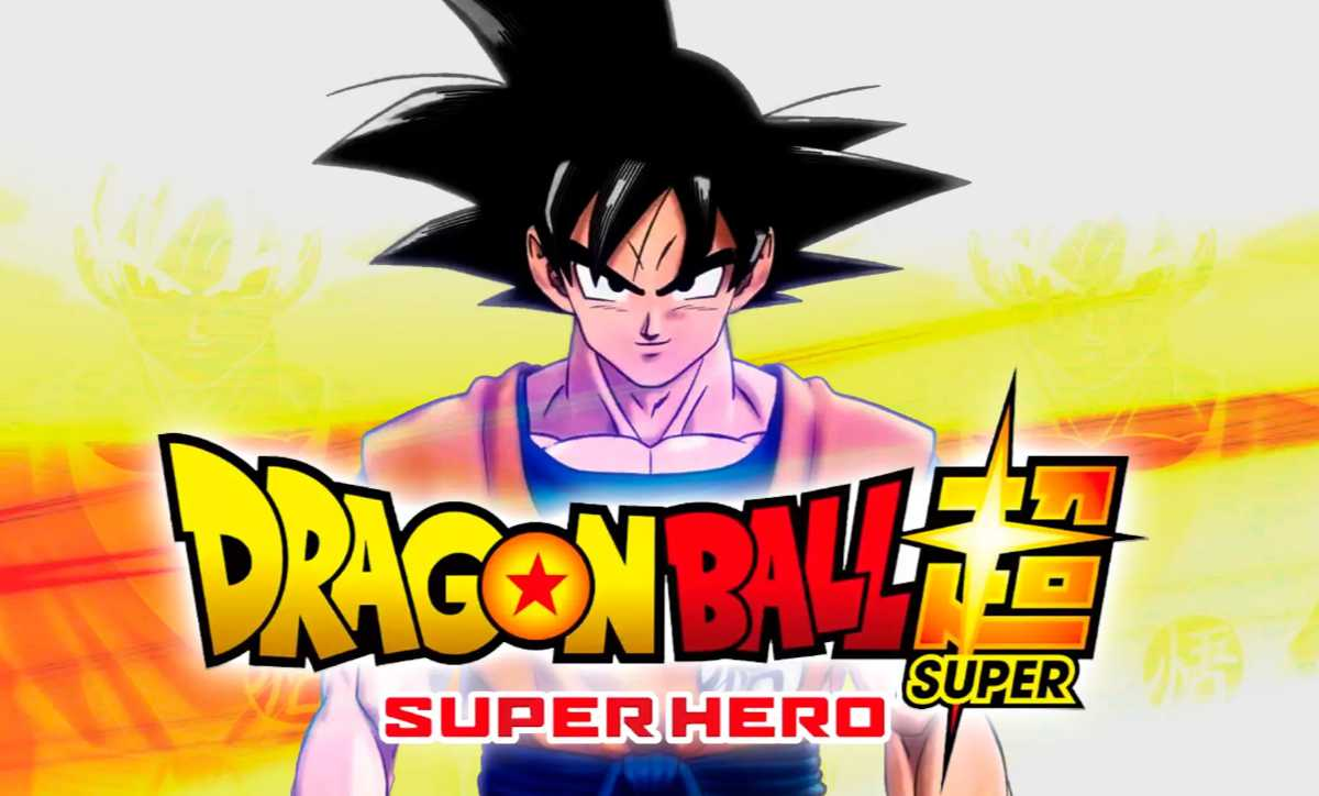 Dragon Ball Super: Super Hero Previewed at Comic-Con