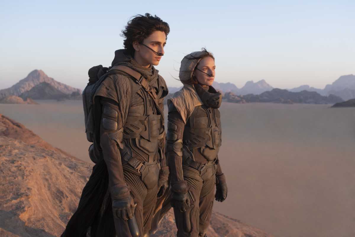 Watch the New Trailer for Dune!