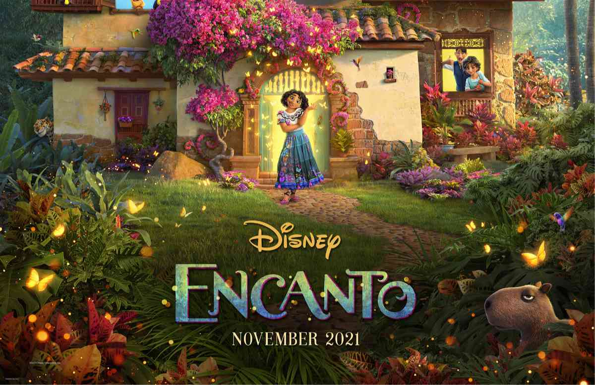 Encanto Trailer and Poster Revealed by Disney!