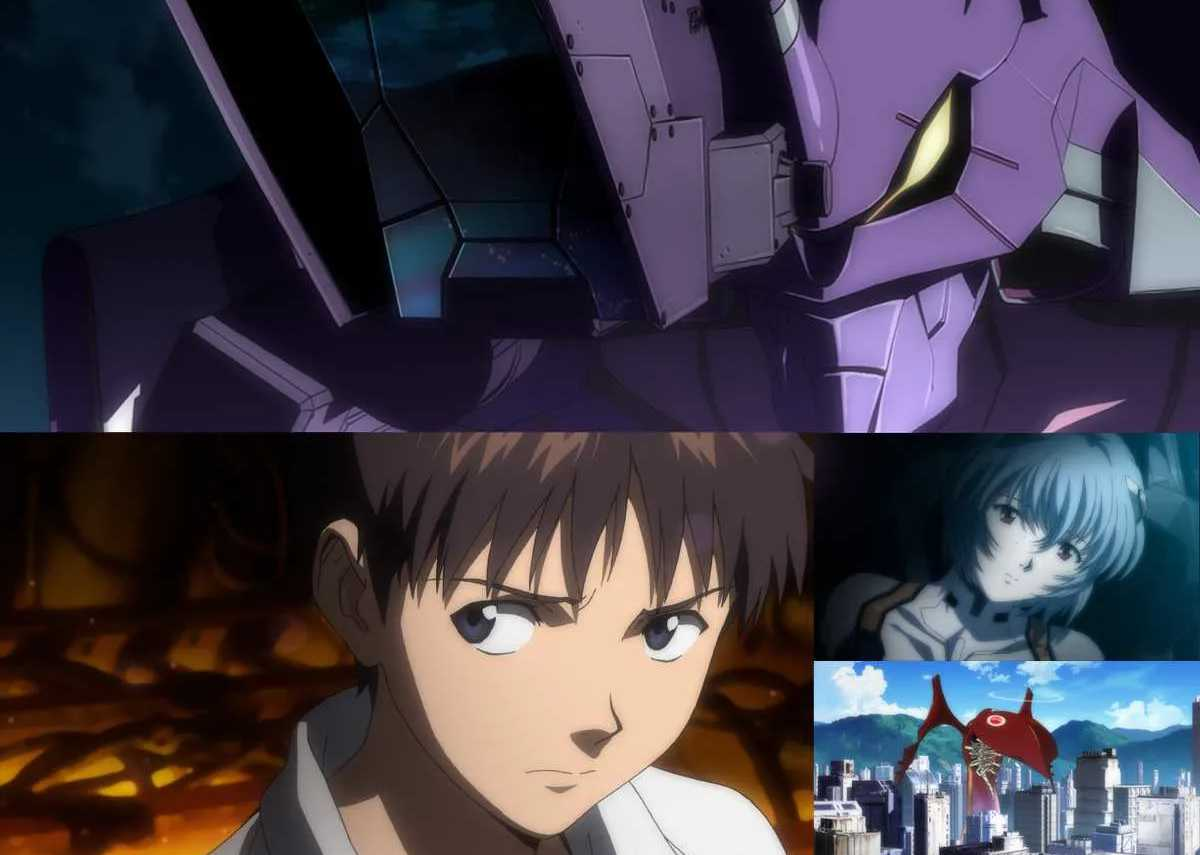 Amazon Prime Video August 2021 - Evangelion:3.0+1.01 Thrice Upon a Time