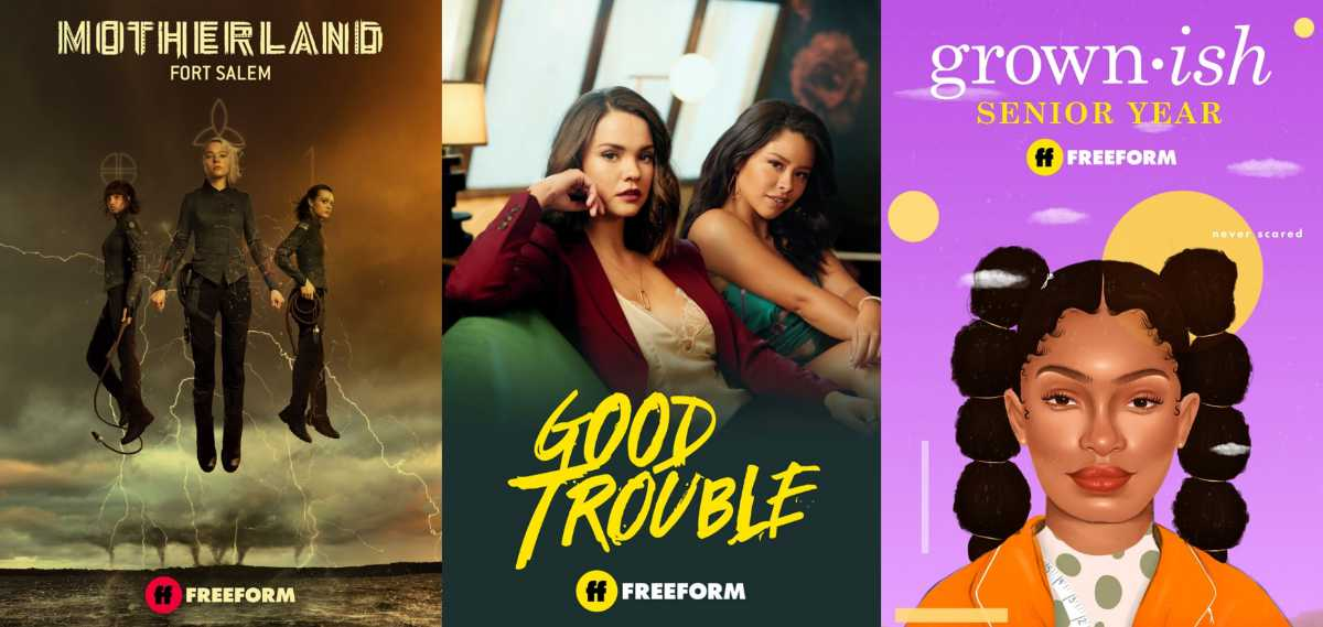 Freeform August 2021 Programming Announced