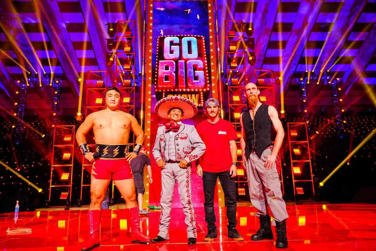 Go-Big Show Season 2