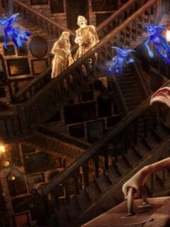 Chaos at Hogwarts and Wizards Take Flight VR Experiences Coming