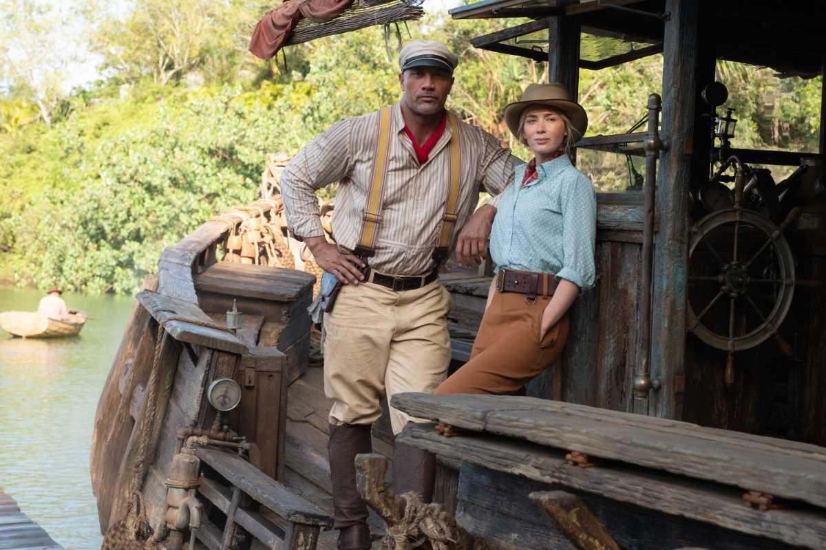 Jungle Cruise Movie Cast on the Adaptation