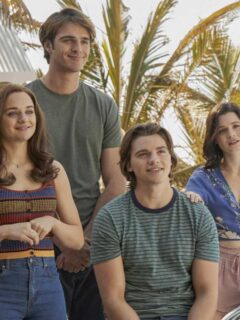 Kissing Booth 3 & Naomi Osaka Trailers, Plus a New Zack Snyder Film