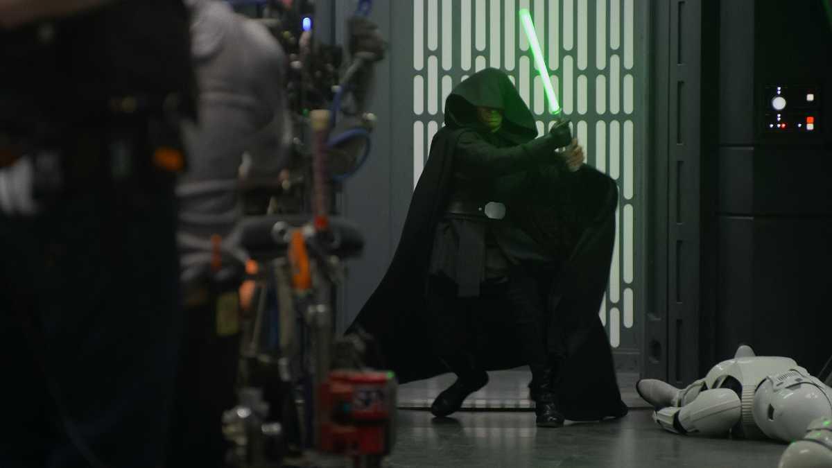 A Look at the Return of Luke Skywalker in The Mandalorian